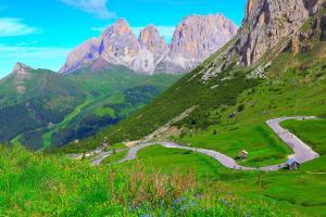 Südtirol - Selbstfahrer Motorradtour