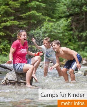 Camps für Kinder