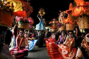 Mexiko - Dia de los Muertos - Rundreise & Baden