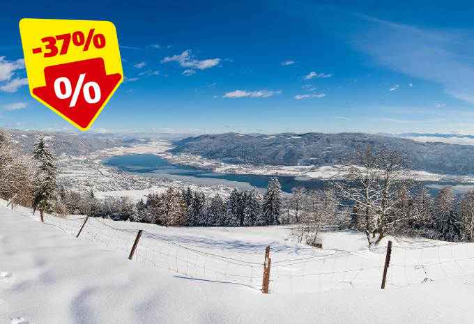 BERGFEX: Gasthfe Bodensdorf / Steindorf am Ossiacher See