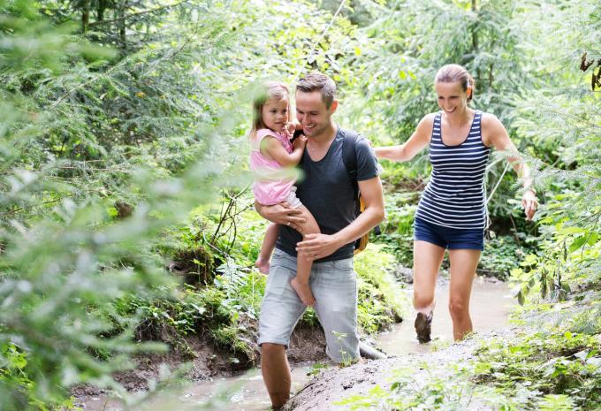 Single mit Kind im Bhmerwald - Obersterreich Tourismus