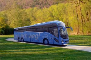 Fahrt ins Blaue - Busreise