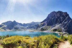 9 Plätze 9 Schätze Lünersee Vorarlberg HOFER REISEN