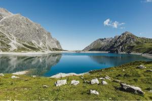 Lünersee Vorarlberg HOFER REISEN