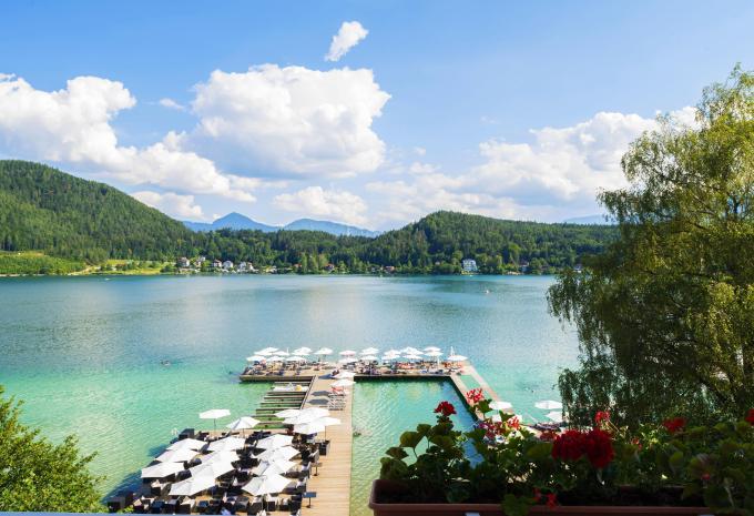 Hotels mit WLAN in Sankt Kanzian am Klopeiner See, Krnten
