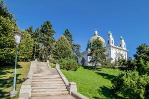 Kirche am Steinhof Otto Wagner Wien HOFER REISEN