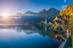 Die schönsten Seen Österreichs Hallstätter See HOFER REISEN