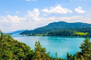 Urlaub am See in Österreich