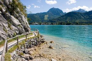 Die schönsten Seen Österreichs Wolfangsee HOFER REISEN