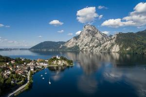 Die schönsten Seen Österreichs Traunsee Salzkammergut HOFER REISEN