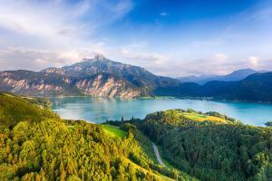 Die schönsten Seen Österreichs Mondsee HOFER REISEN