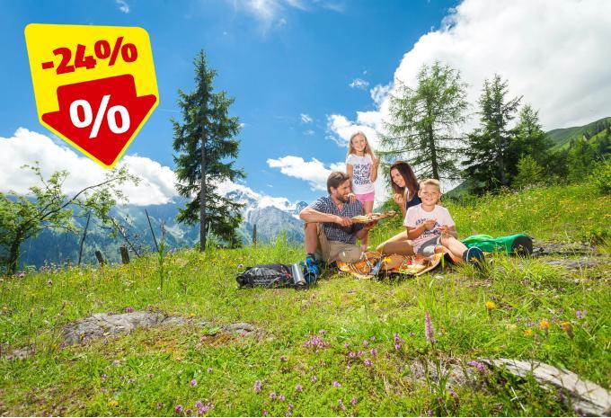 Ski- & Winterurlaub in Zell am See-Kaprun - Hotel Toni