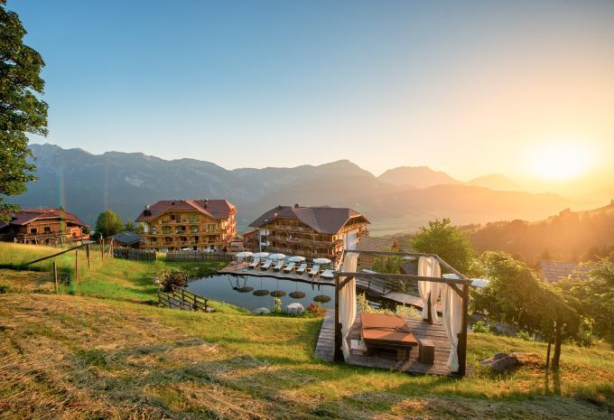 Angebote Single-Urlaub mit Kind Haus im Ennstal - Bergfex