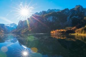 Die schönsten Seen Österreichs Gosausee HOFER REISEN