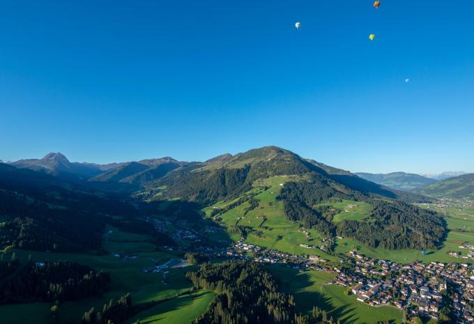 Ortsrundgang durch Kirchberg - in den Kitzbheler Alpen