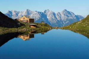Die schönsten Regionen Österreichs Kitzbüheler Alpen Wildseeloder HOFER REISEN