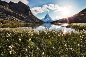 Places to be: Matternhorn in Zermatt Schweiz HOFER REISEN
