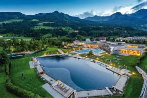 Alpentherme Gastein, Bad Hofgastein