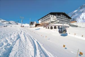 Skiopening - Galtür bei Ischgl