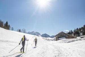 Die schönsten Langlauf-Regionen Österreichs HOFER REISEN