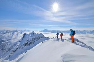 Skiopening - Flirsch am Arlberg
