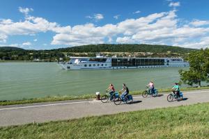 Entlang der Donau - Rad & Schiff