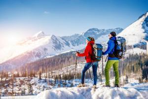 Die schönsten Winterwander-Regionen Österreichs HOFER REISEN