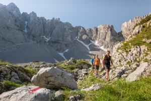 Wandern Kitzbüheler Alpen HOFER REISEN