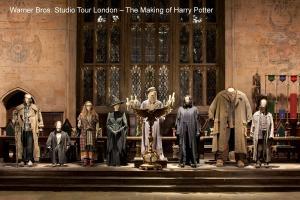 Auf den Spuren von Harry Potter - Rundreise