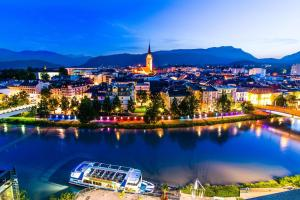 Von Kärnten an die Adria - Radtour