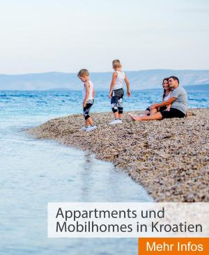 Appartments und Mobilhomes in Kroatien