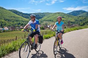 Elsass - Radtour