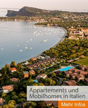Appartements und Mobilehomes in Italien