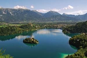 Von Bled nach Triest - Radtour