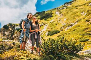 Alpenüberquerung von Innsbruck nach Meran - Wanderreise