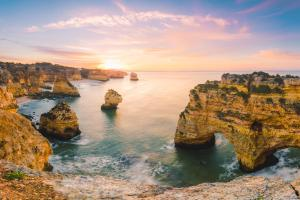 Lissabon & Algarve - Fly, Drive & Sleep