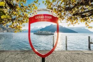 Grand Tour of Switzerland kurz - Selbstfahrer-Rundreise