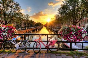 Amsterdam - ÖBB Nightjet