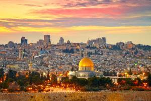 Weihnachten oder Silvester in Israel - Rundreise