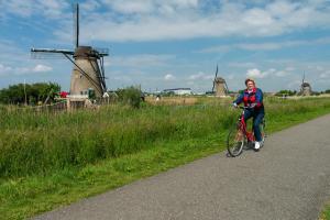 Südholland - Rad & Schiff