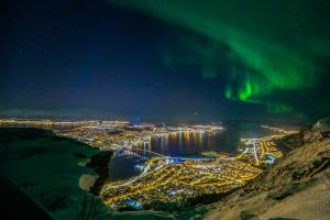 Nordlichtzauber in Tromsø