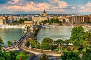 Entlang der Donau nach Budapest - Rad & Schiff