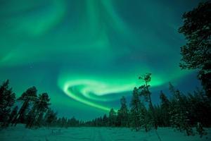 Lappland - Nordlichtzauber am Polarkreis